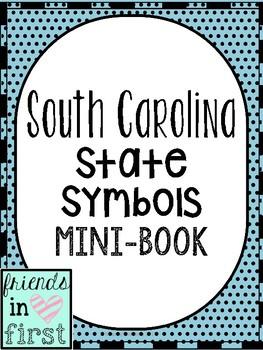 My Own South Carolina State Symbols Mini Book