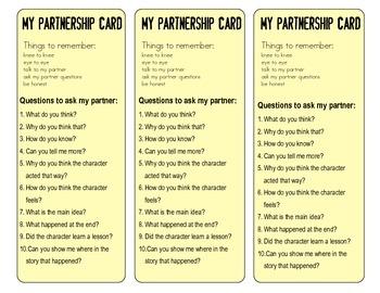My Partnership Card