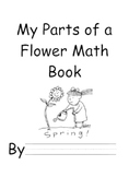 My Parts of a Plant Math Book for Numbers 26-30
