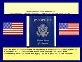 My Passport Project