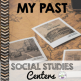 My Past- Traditions, Stories, Changes and Contributors Soc