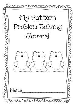 My Pattern Problem Solving Journal