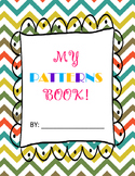 My Patterns Book - Fall Themed