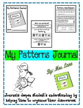 My Patterns Journal