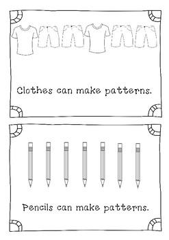My Patterns book