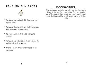 My Penguin Book