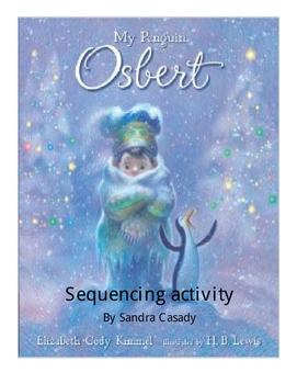 My Penguin Osbert Sequencing Activity