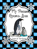 My Penguin Research Book Grades 1-3