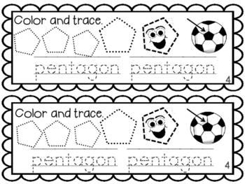 My Pentagon Book-EASY PREP!