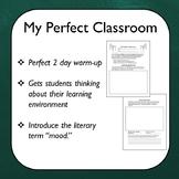 My Perfect Classroom