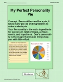 My Perfect Personality Pie