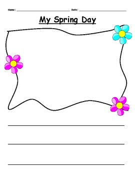 My Perfect Spring Day