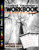 Prefix Student Workbook Vol. 1 (Root Words)