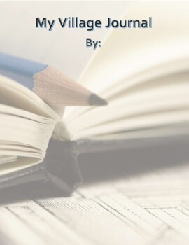 My Personal Journal - Ancient Civilizations