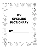 My Personal Spelling Dictionary