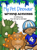 My Pet Dinosaur: Writing Activities