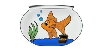 My Pet Gold Fish