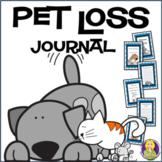 My Pet Loss Journal