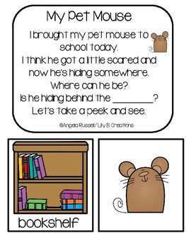 My Pet Mouse - Hide And Seek Game
