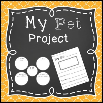 My Pet Project