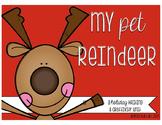 My Pet Reindeer, December Activities, December Crafts