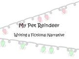 My Pet Reindeer Narrative PowerPoint