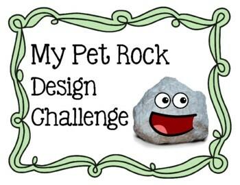 My Pet Rock: A Rock Properties STEM Lesson~STEMtivity with PREZI