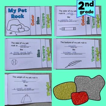 My Pet Rock Booklet
