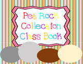 My Pet Rock Class Book