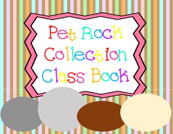 My Pet Rock Class Book