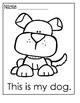 My Pets ~ Sight Word Sentences/Visual Aids
