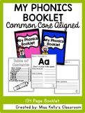 My Phonics Booklet (Common Core Aligned)