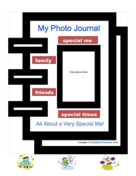 """My Photo Journal"" family homework assignment"