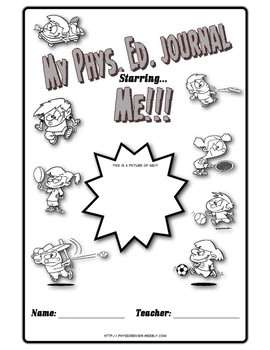 My Phys. Ed. Journal