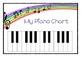 My Piano chart