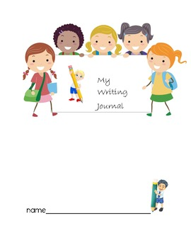 My Picture Writing Journal-Free Sample