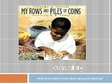 My Piles and Rows of Coins Vocabulary Powerpoint