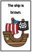 """""""My Pirate"""" Book of Colors"""