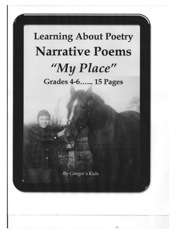 Personal Narrative-My Place
