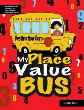 My Place Value Bus