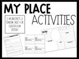 My Place by Nadia Wheatley - Worksheets