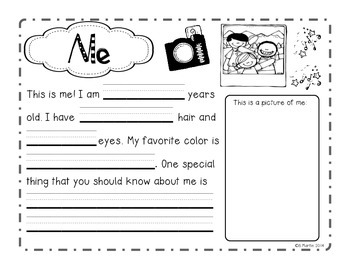 My Place in Space: A Primary Map Skills Writing Project