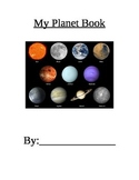 My Planet Book