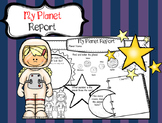 Planet Report - For Young Learners