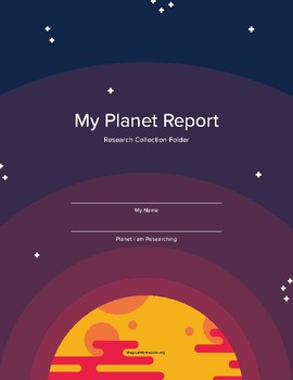 My Planet Report