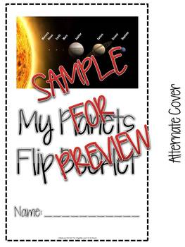 My Planets Flip Booklet