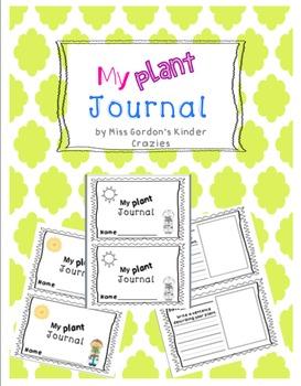 My Plant Journal