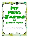 My Plant Journal for Science