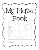 What's on your plate? - My Plate Book