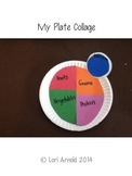 My Plate Collage